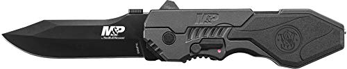 Smith & Wesson Military & Police Large M.A.G.I.C. Assisted Opening Liner Lock Folding Knife